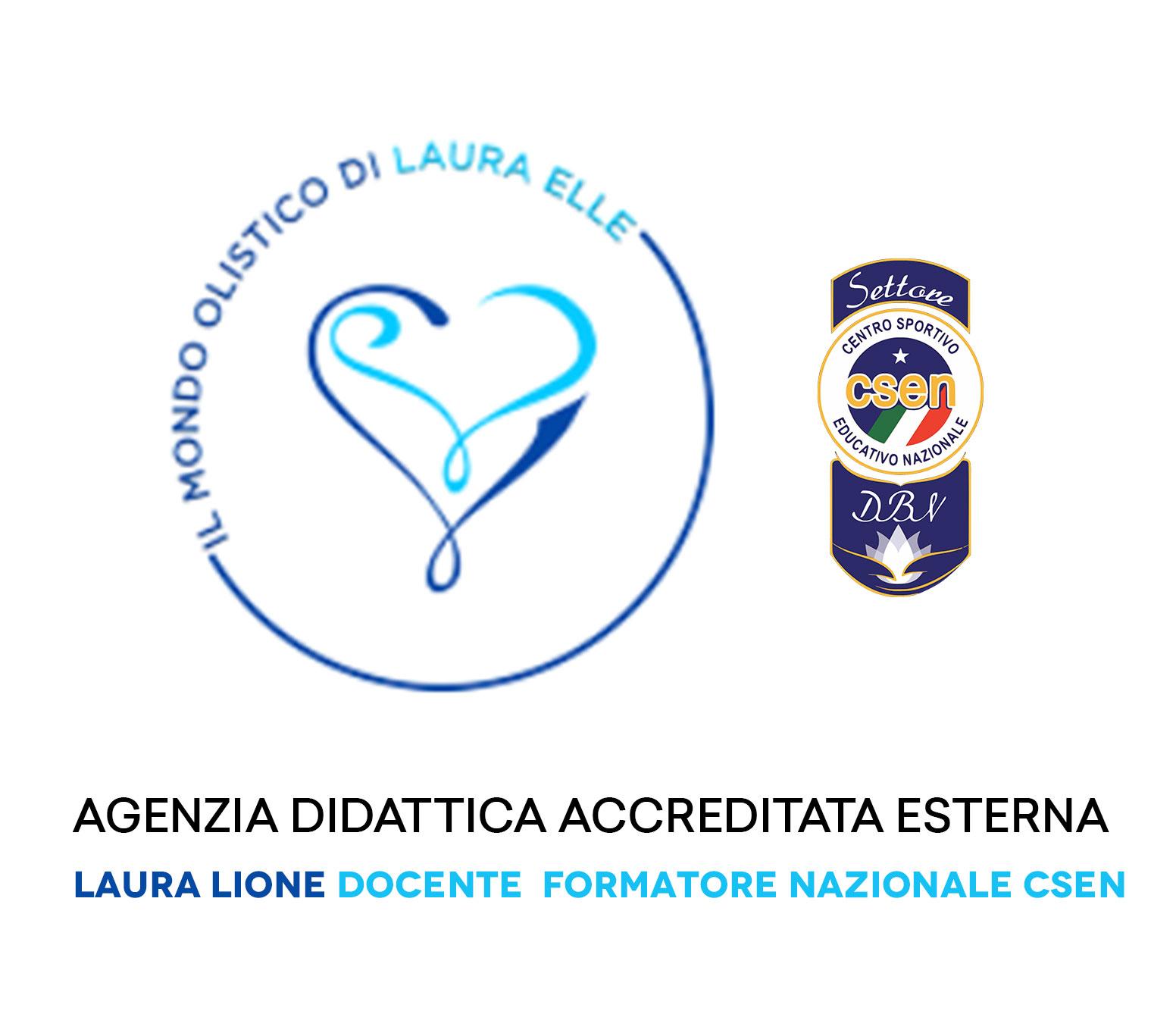 Il Mondo Olistico di Laura Elle Logo